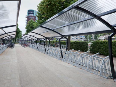 Copertina biciclete / suport biciclete