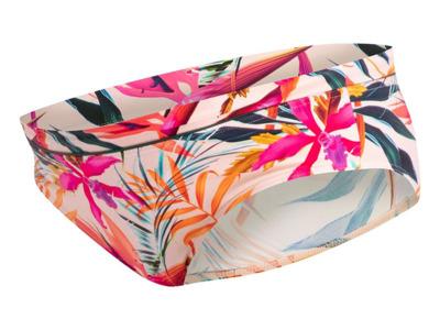 Slip gravide tropical floral noppies