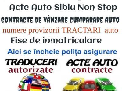 Acte  auto  sibiu  non  stop  tel  0740426608