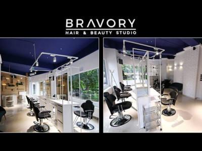 Bravory salon...conceptul tau de infrumusetare