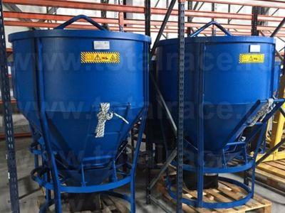 Cupe de beton diferite capacitati