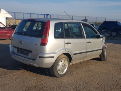 Ford fusion din 2004, 1.4 tdci