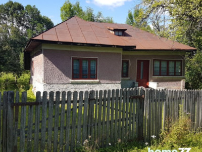 Vand casa cu gradina