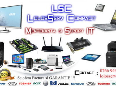Mentenanta it hardware si software