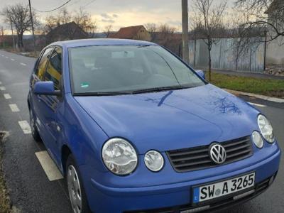 Volkswagen polo albastru,-1,4 tdi,75 cp
