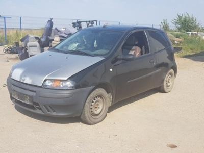 Fiat punto din 2002, motor 1242 benzina
