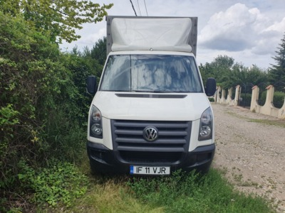 Vw crafter 2.5, 180 cp. volum mare, impecabil !