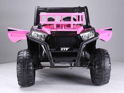 Utv buggy electric js360 roz nou garantie 2 ani