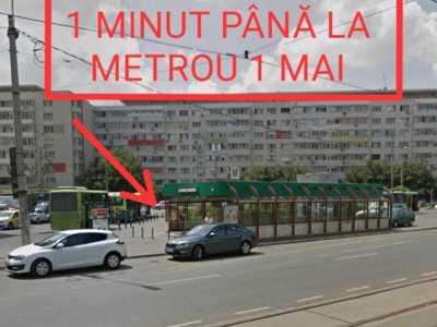 Apartament 3 camere // 1 minut metrou 1 mai