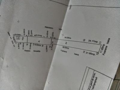 Vanzare teren constructii intravilan