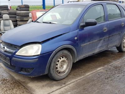 Opel corsa c din 2005, motor 1.2 benzina, tip z12x