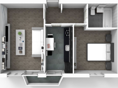 Apartament 2 camere!