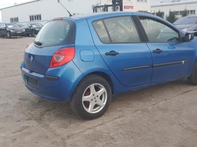Renault clio iii din 2006, 1.5 dci , euro 4 ,tip k
