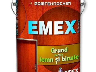 Grund alchidic pentru lemn si binale emex
