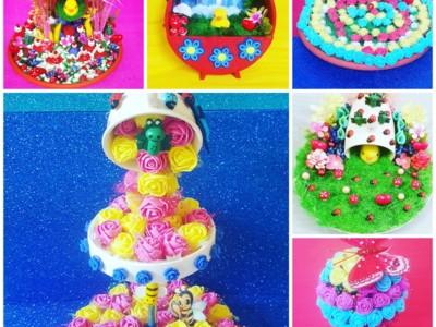 Ornamente decorative creație propie