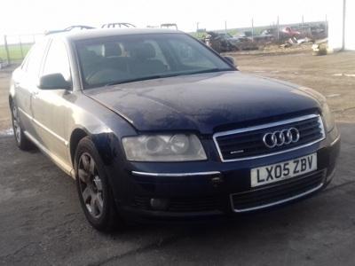 Audi a8 din 2005, 3.0 tdi quattro, tip asb