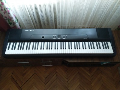Pian digital kurzweil mps 10