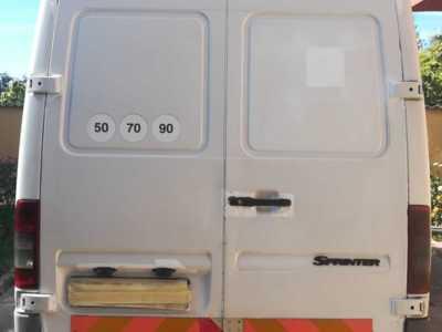 Vand microbus sprinter 413 cdi
