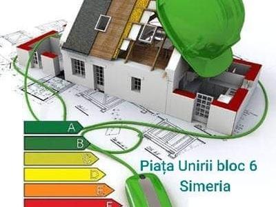 Certificat energetic evaluare imobiliara simeria