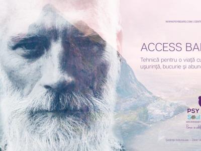 Access bars cea mai inovatoare terapie de relaxare