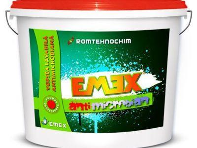 Vopsea lavabila antimucegai emex