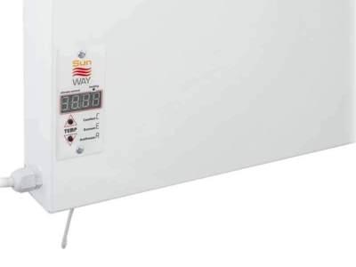 Panou radiant metalic swre 700 cu termostat