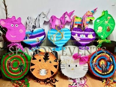 Pinata petreceri copii constanta - 0762649069