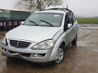 Ssangyong kyron din 2007, motor 2.0 xdi,4x4, tip 6