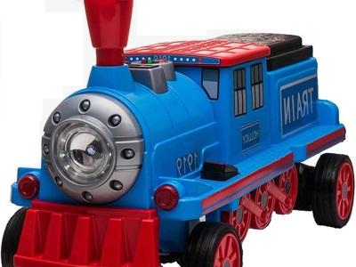 Tren electric hollicy sx1919 blue garantie 2 ani