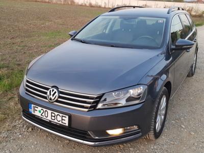 Volkswagen passat b7  2.0 tdi 170 cp