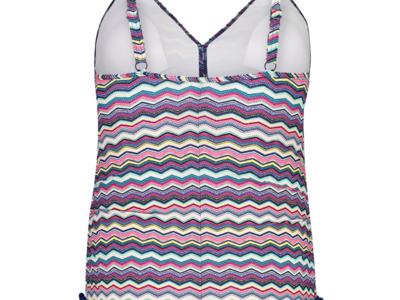Costum de baie intreg pentru gravide multicolor du