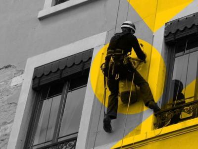 Angajam alpinisti utilitari si muncitori necalific