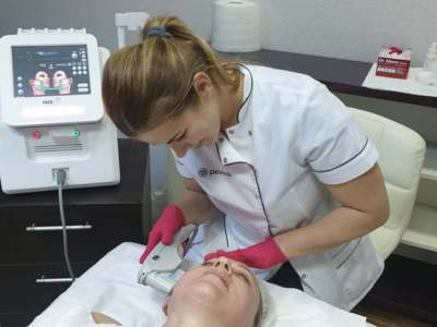 Tratament facial hifu