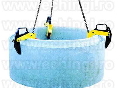 Clesti tuburi beton cleste de ridicare