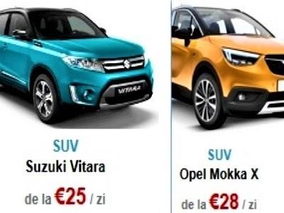 Reducere 30% rent a car dpd pina la 30.11.2019