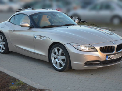 Bmw z4 an fabricatie decembrie 2009, 50500 km!!!