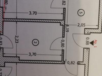 Apartament 2 camere, prima chirie