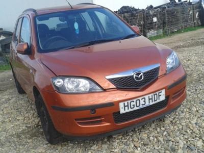 Mazda 2 din 2003, 1242 benzina tip fuja