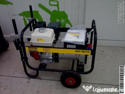 De inchiriat -generator de curent cu aparat sudura