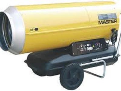 Tun de caldura diesel de inchiriat