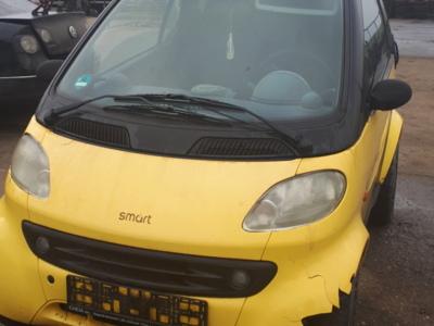 Smart fortwo (450) din 2000, motor 0.6 benzina, ti