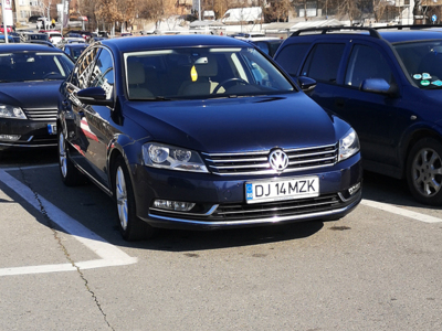 Volkswagen passat 2.0 tdi (2014) highline - diesel