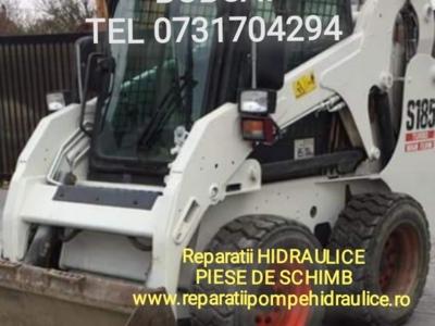 Reparatii hidraulice bobcat