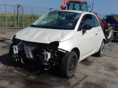 Fiat 500 din 2014 motor 1242, tip 169a4000