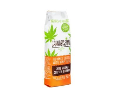 Cafea cannabissimo coffee,250 gr.