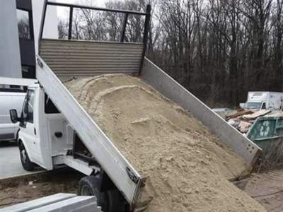 Transport marfa, moloz, nisip, mobila, balastru