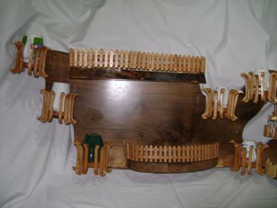 Etajera - raft