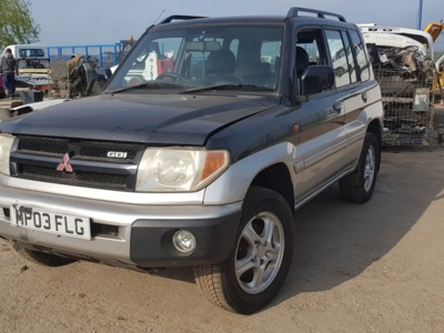 Mitsubishi pajero pinin din 2003, motor 2.0 gdi, t