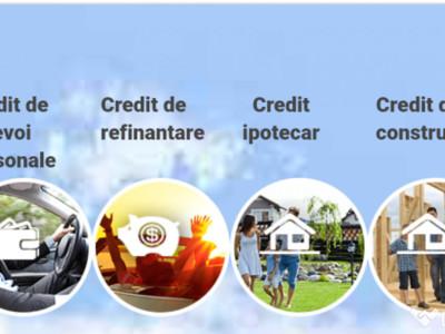 Credite nevoi personale si refinantari