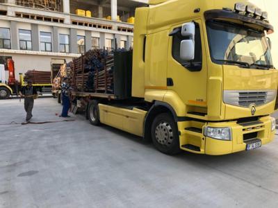 Transport intern si  international